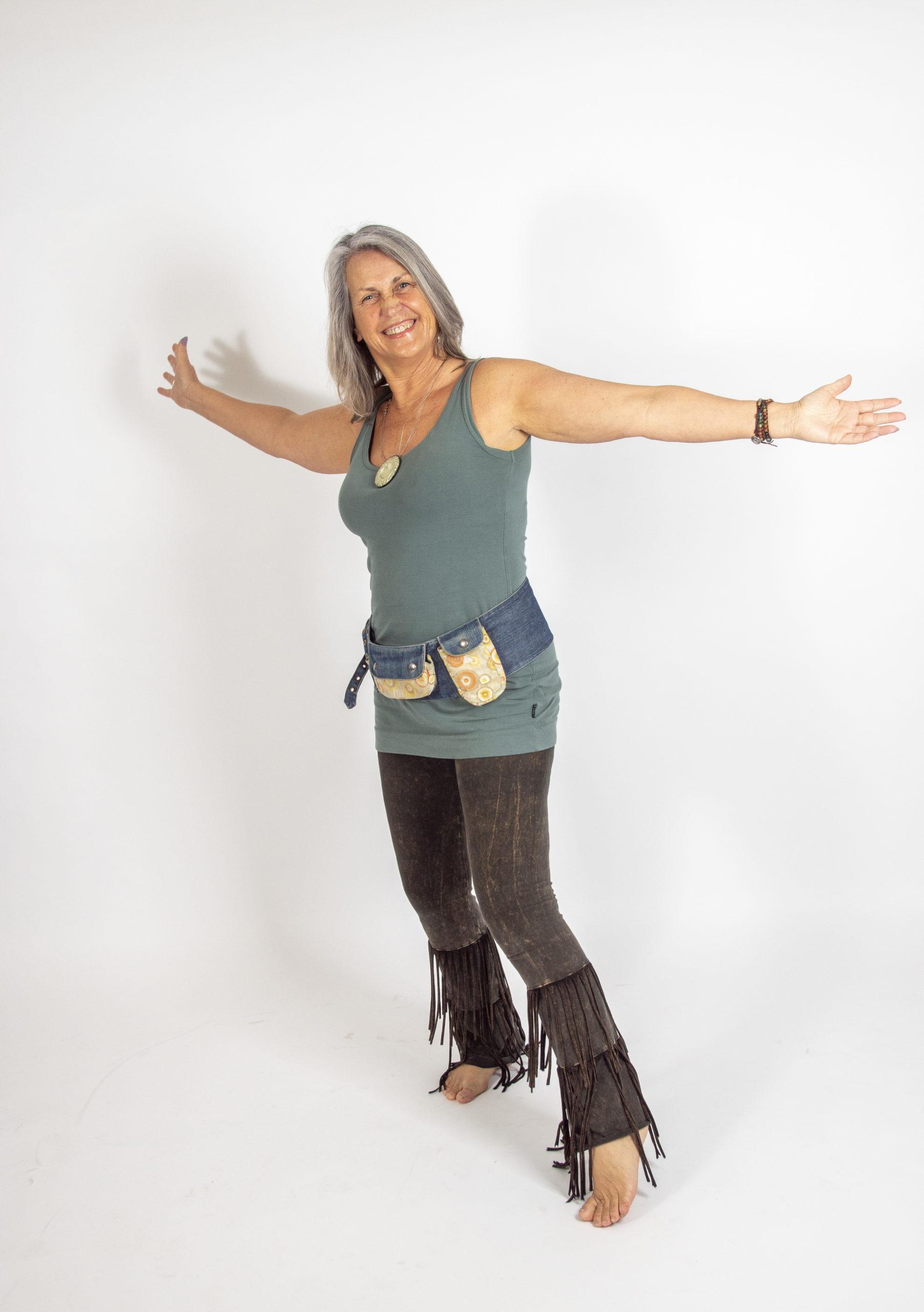 Dans het leven met Monique Sajet